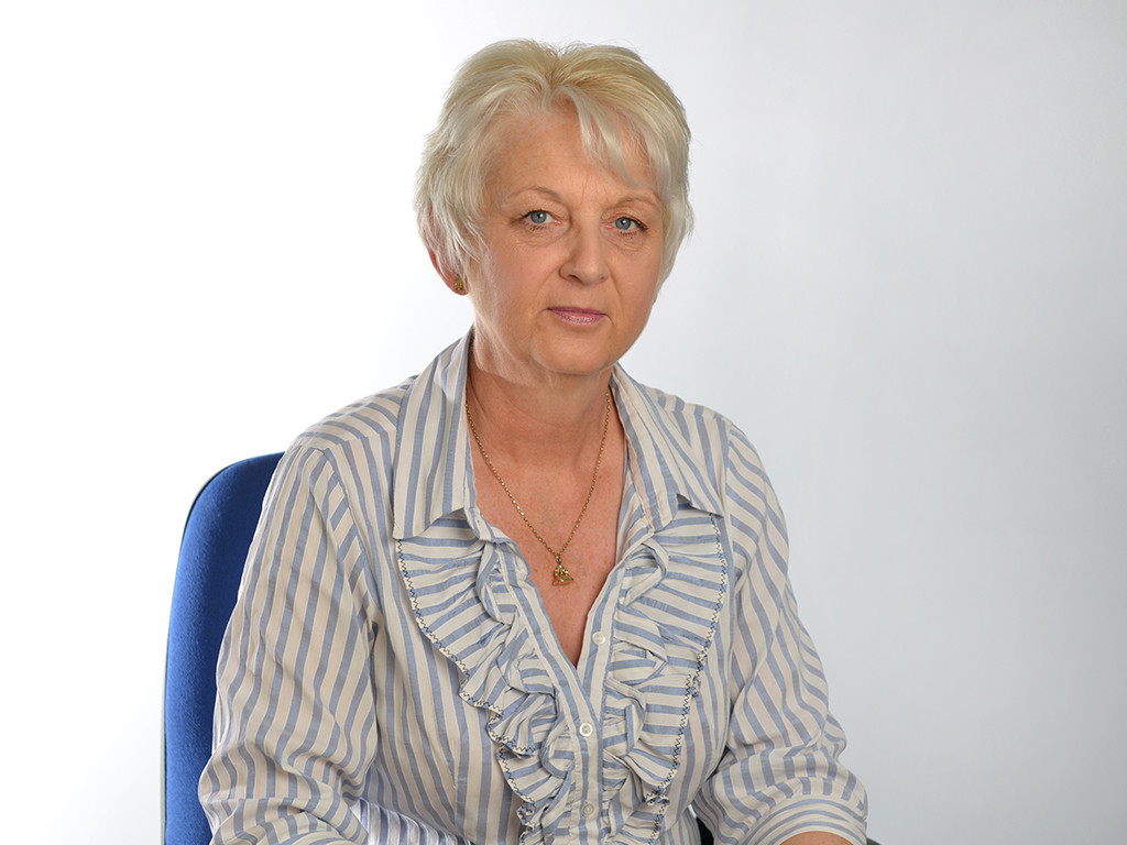 Janet Gilmour Customer Care Assistant