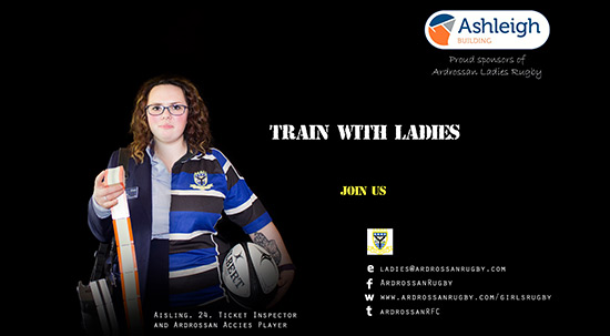 Ardrossan Ladies Rugby Club