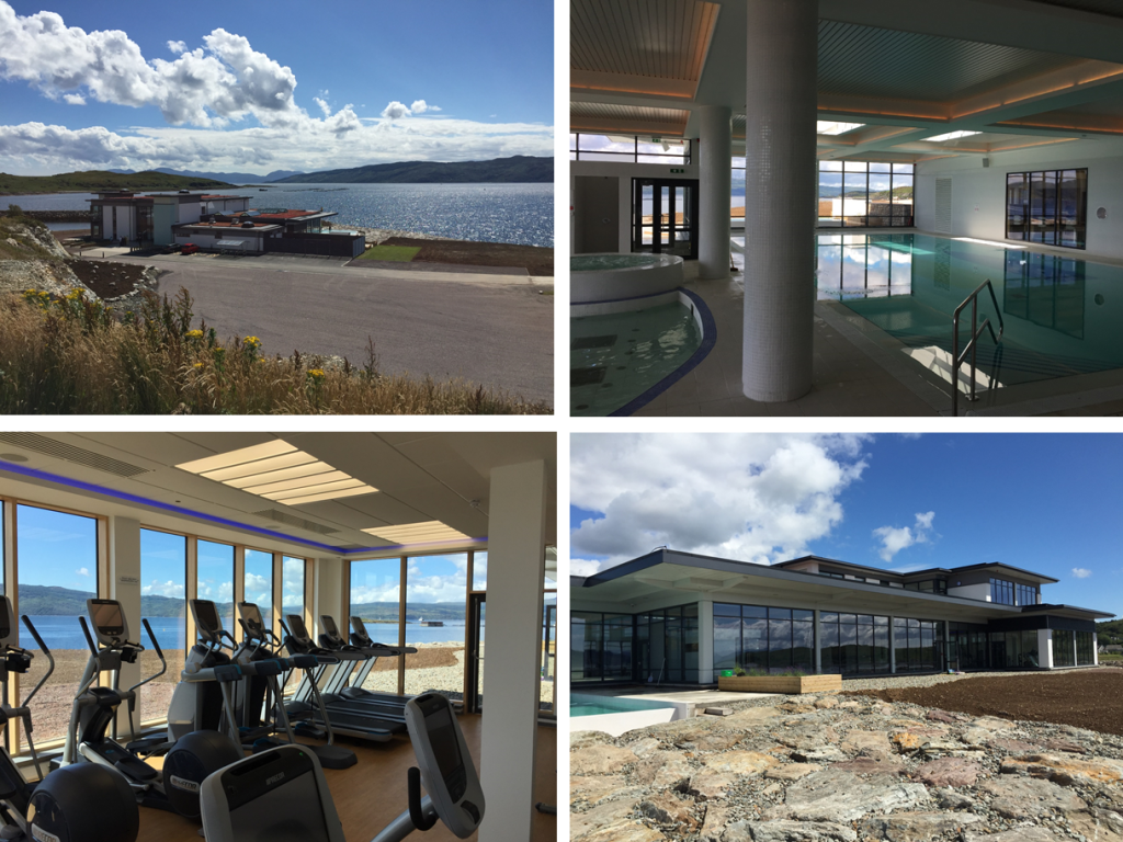 Portavadie Leisure Building
