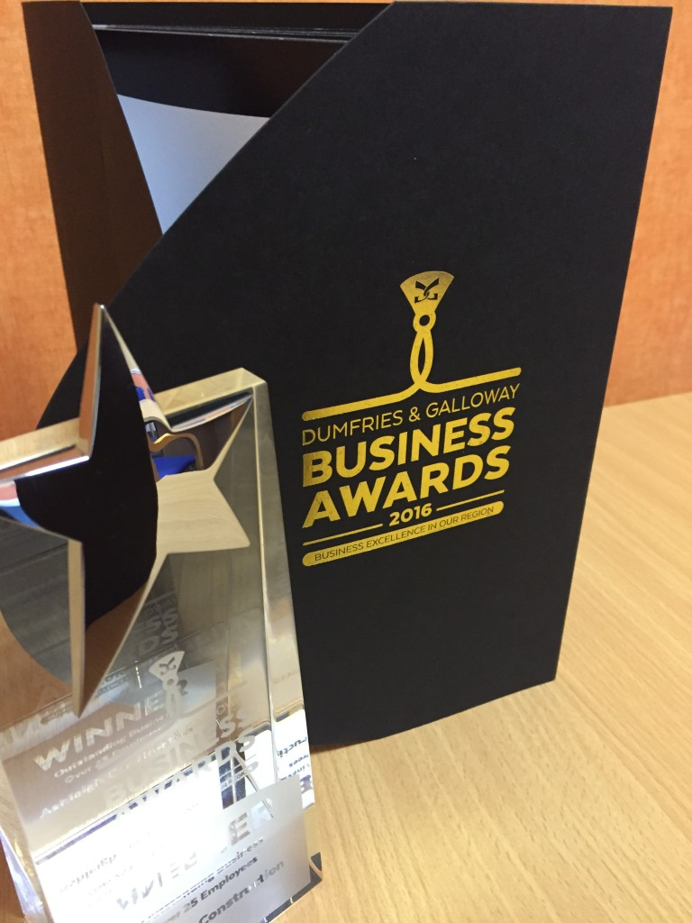 D & G Business Award